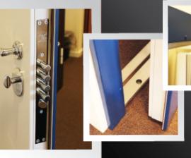 Hvordan kan denne lås forhindre indbrud?