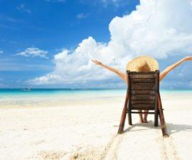 Fortæl ikke tyven at du er på ferie
