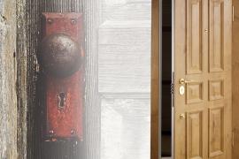 Hvordan får vi indbrudssikrede døre?